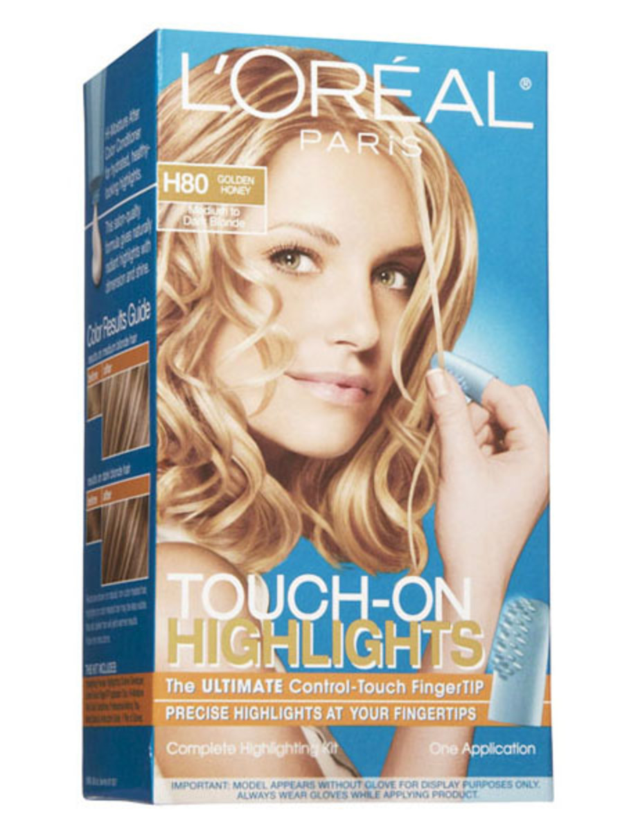 L'Oreal Paris Touch-On Highlights Golden Honey