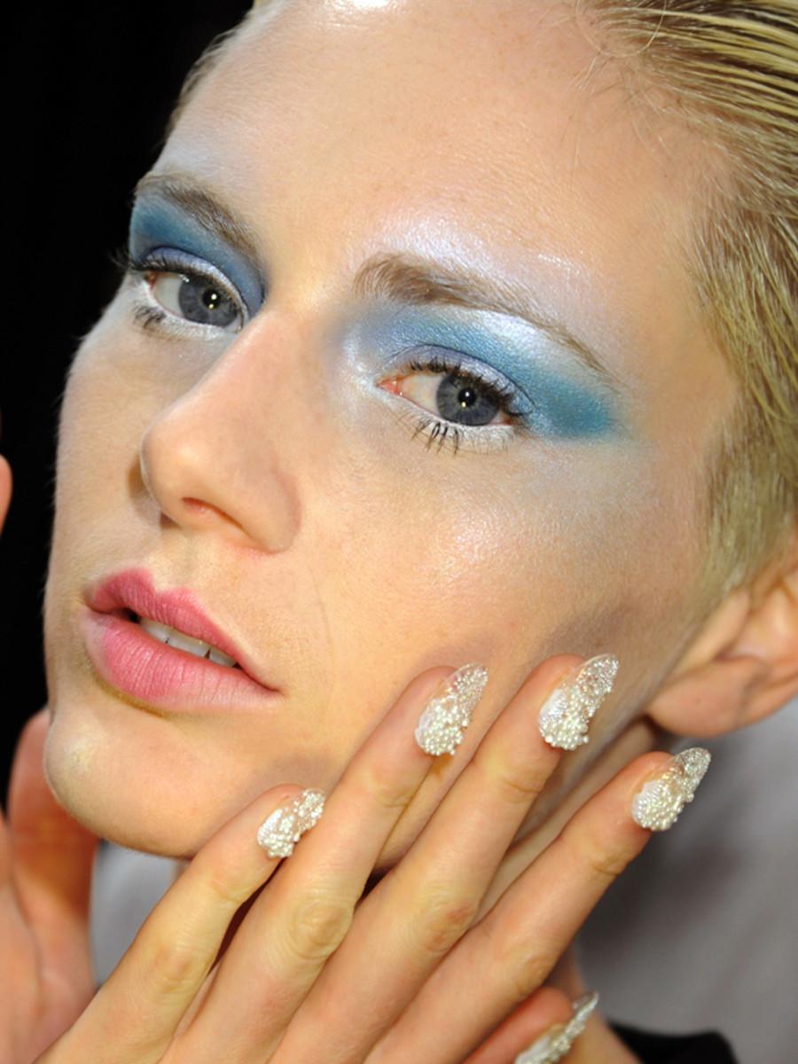 Joy Cioci - Spring 2013 makeup