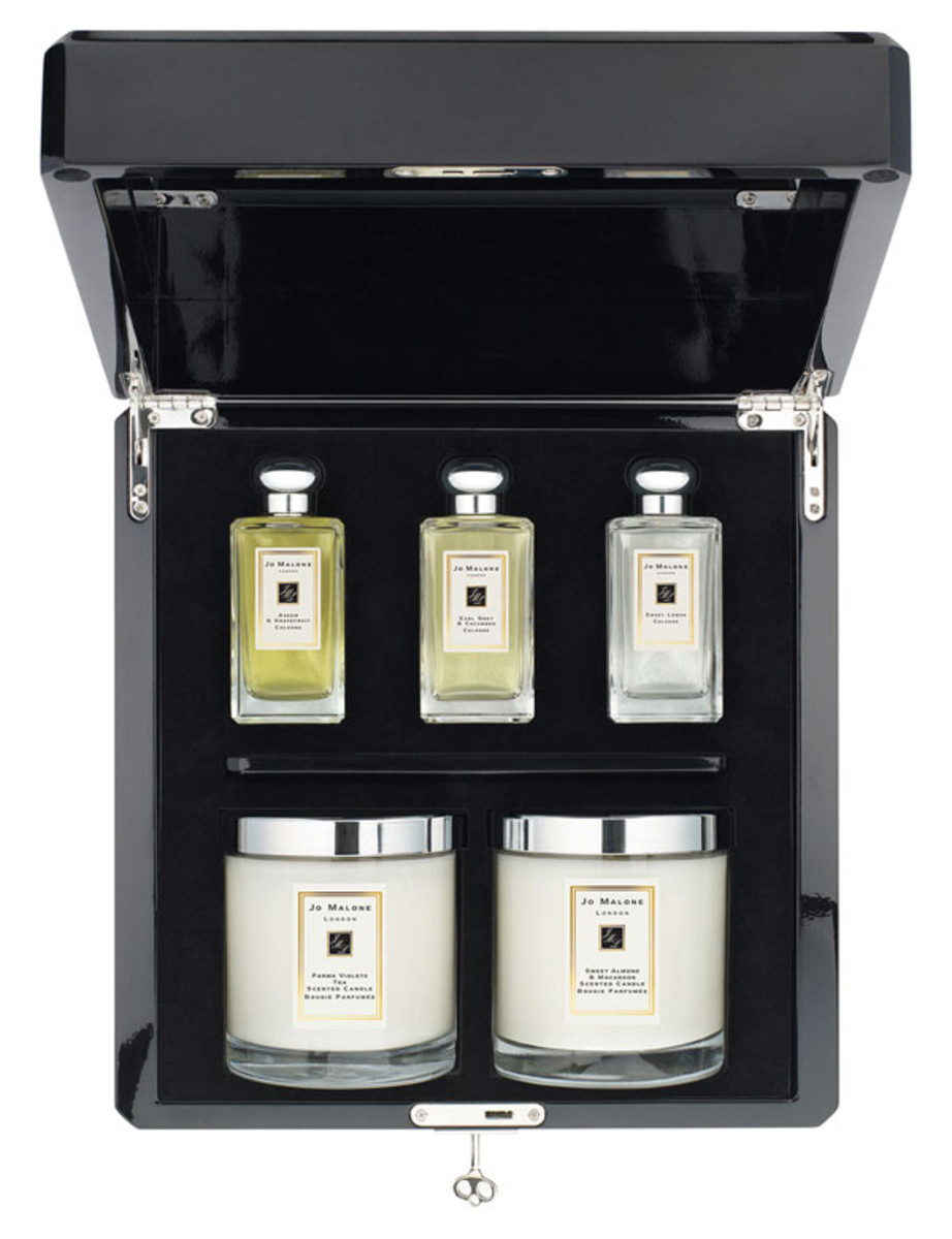 Jo Malone Tea Trousseau Fragrance & Candle Chest