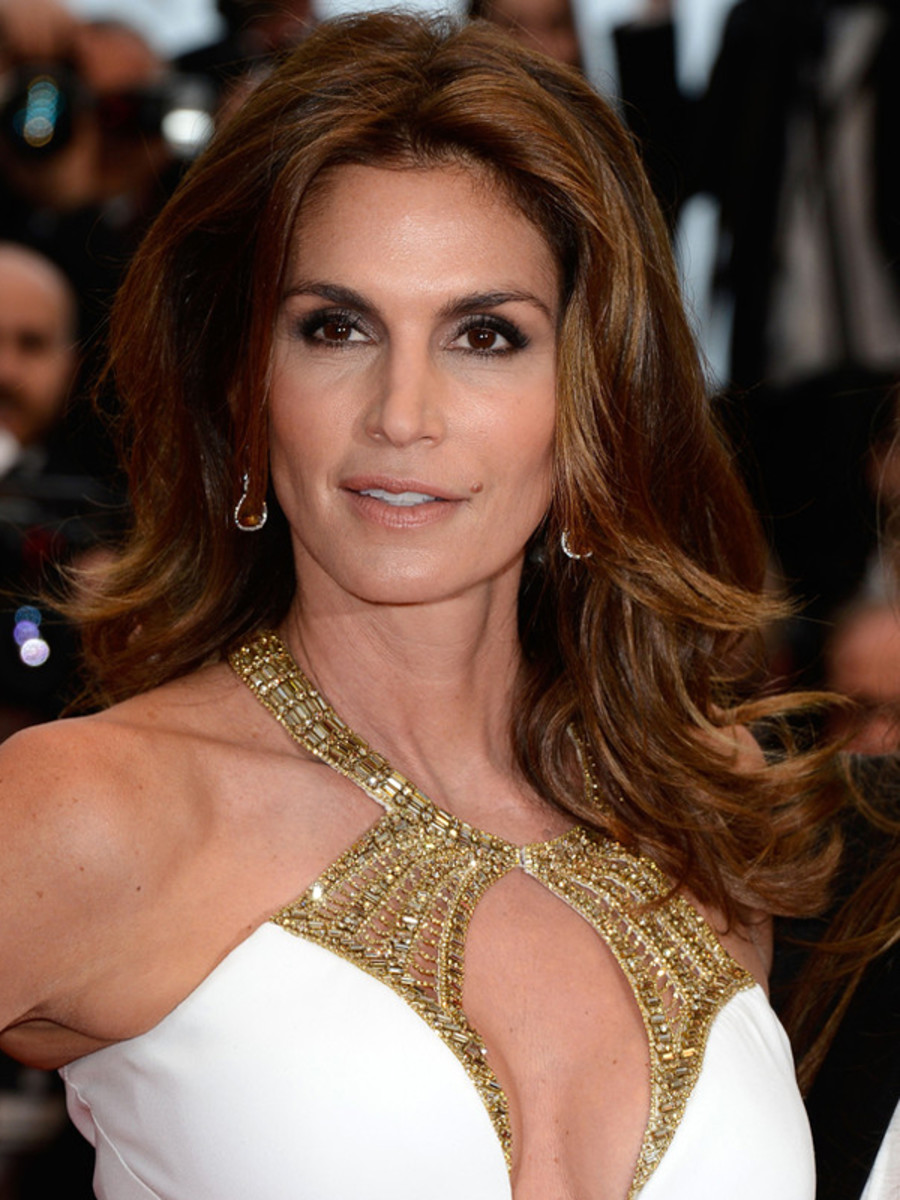 Cindy Crawford - Opening Ceremony, Cannes 2013