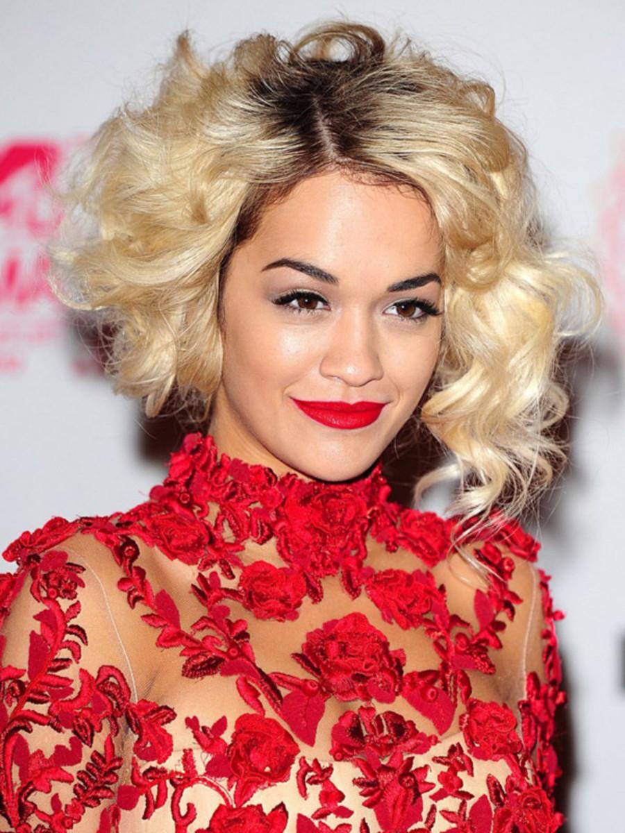 Rita Ora - MTV Europe Music Awards 2012