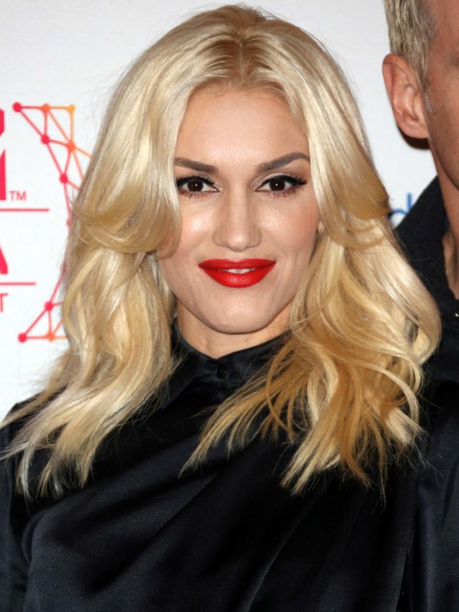 Gwen Stefani - MTV Europe Music Awards 2012