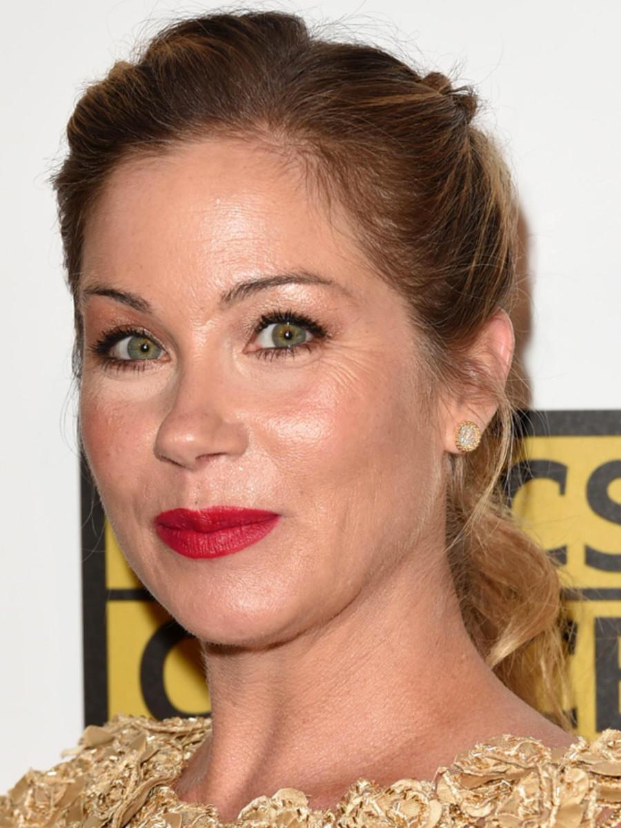 Christina Applegate, Critics' Choice TV Awards 2014