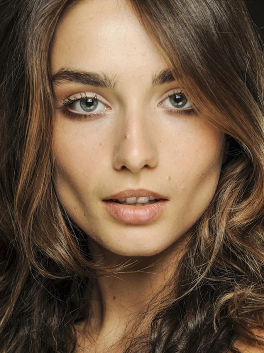 Diane von Furstenberg - Spring 2013 makeup