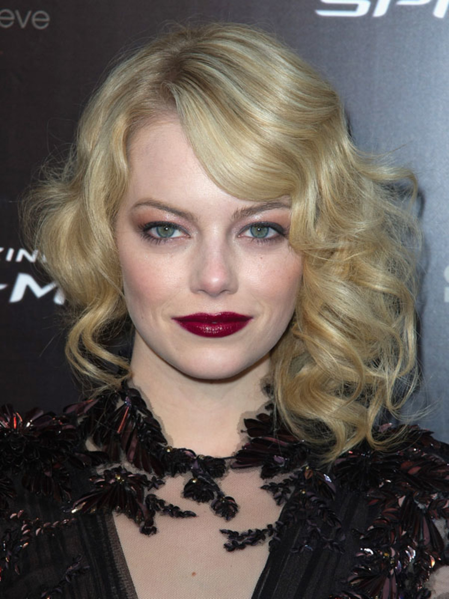 Emma Stone - The Amazing Spider Man - Paris premiere