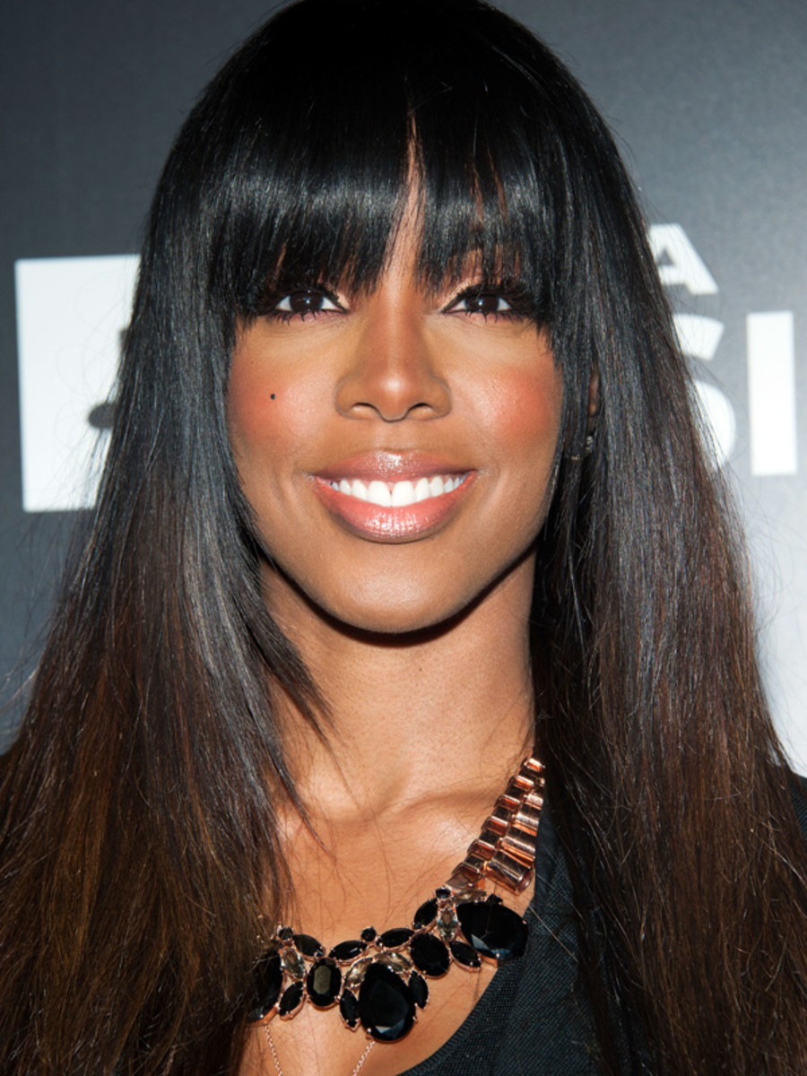 Kelly Rowland - Roc Nation Pre-Grammy Brunch, February 2013