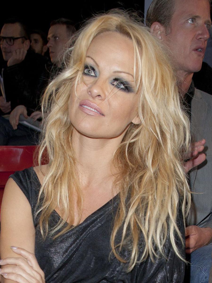 Pamela-Anderson-at-Vivienne-Westwood-Spring-2012