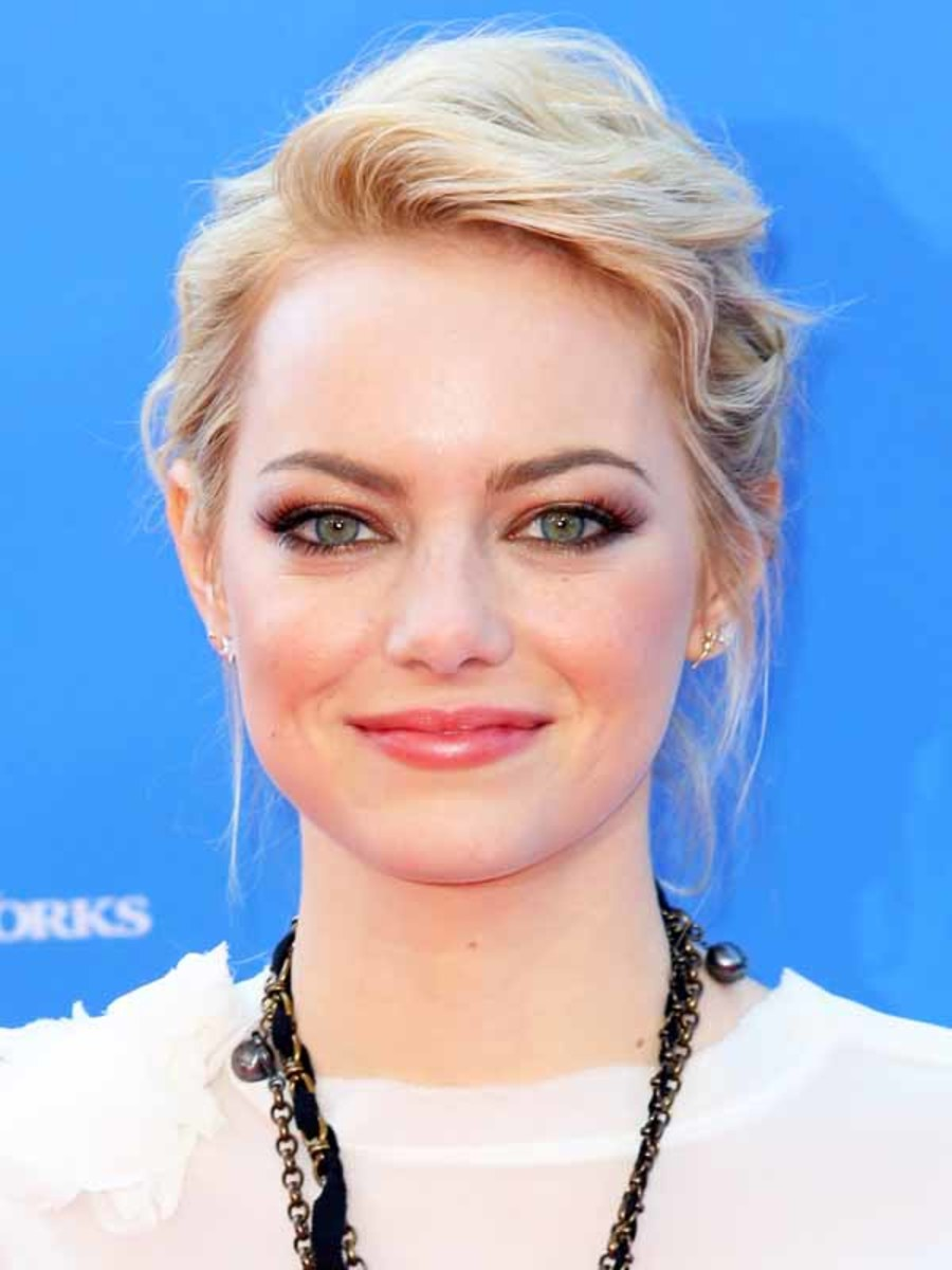 Emma Stone - The Croods premiere in NYC