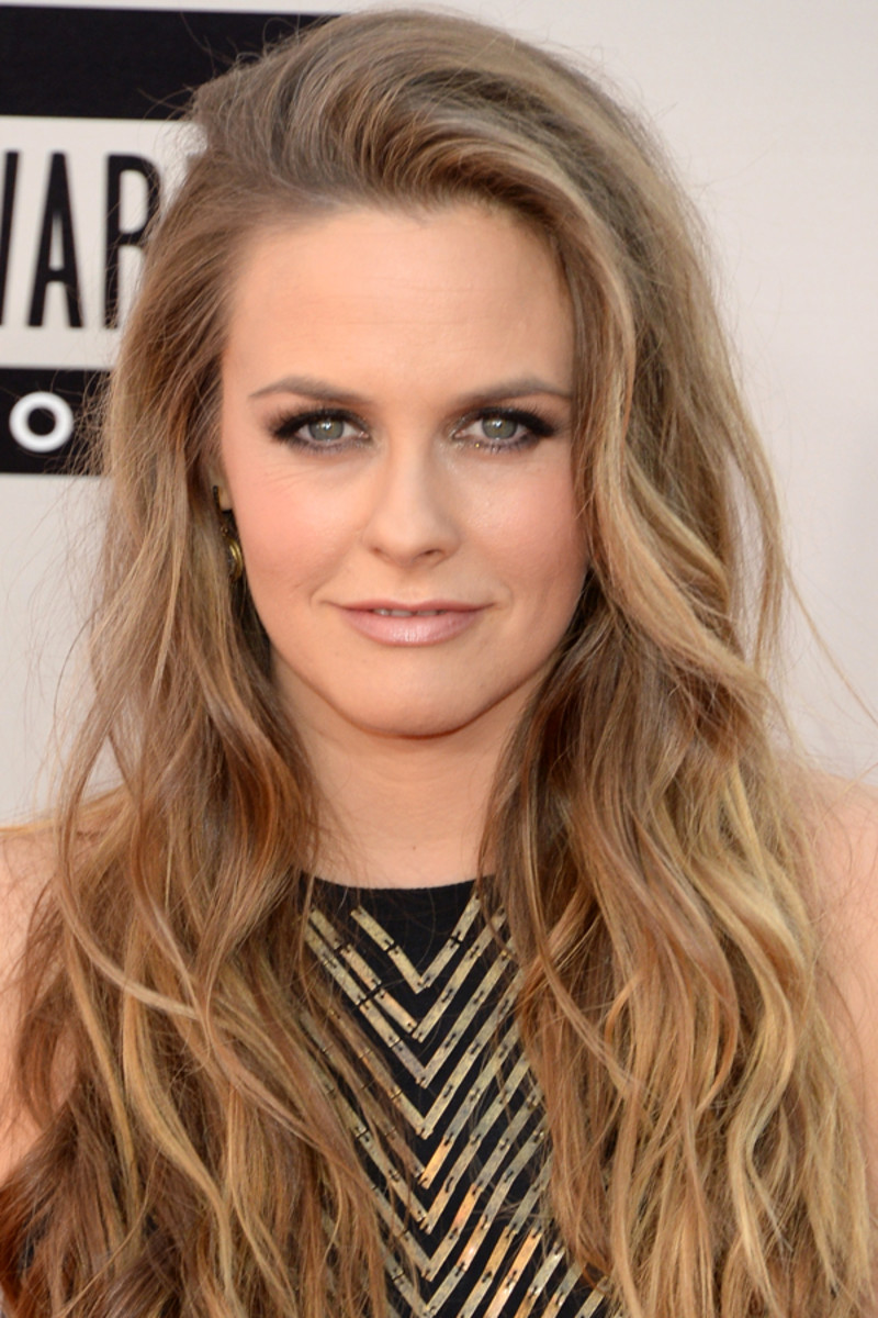 Alicia Silverstone, American Music Awards, 2013