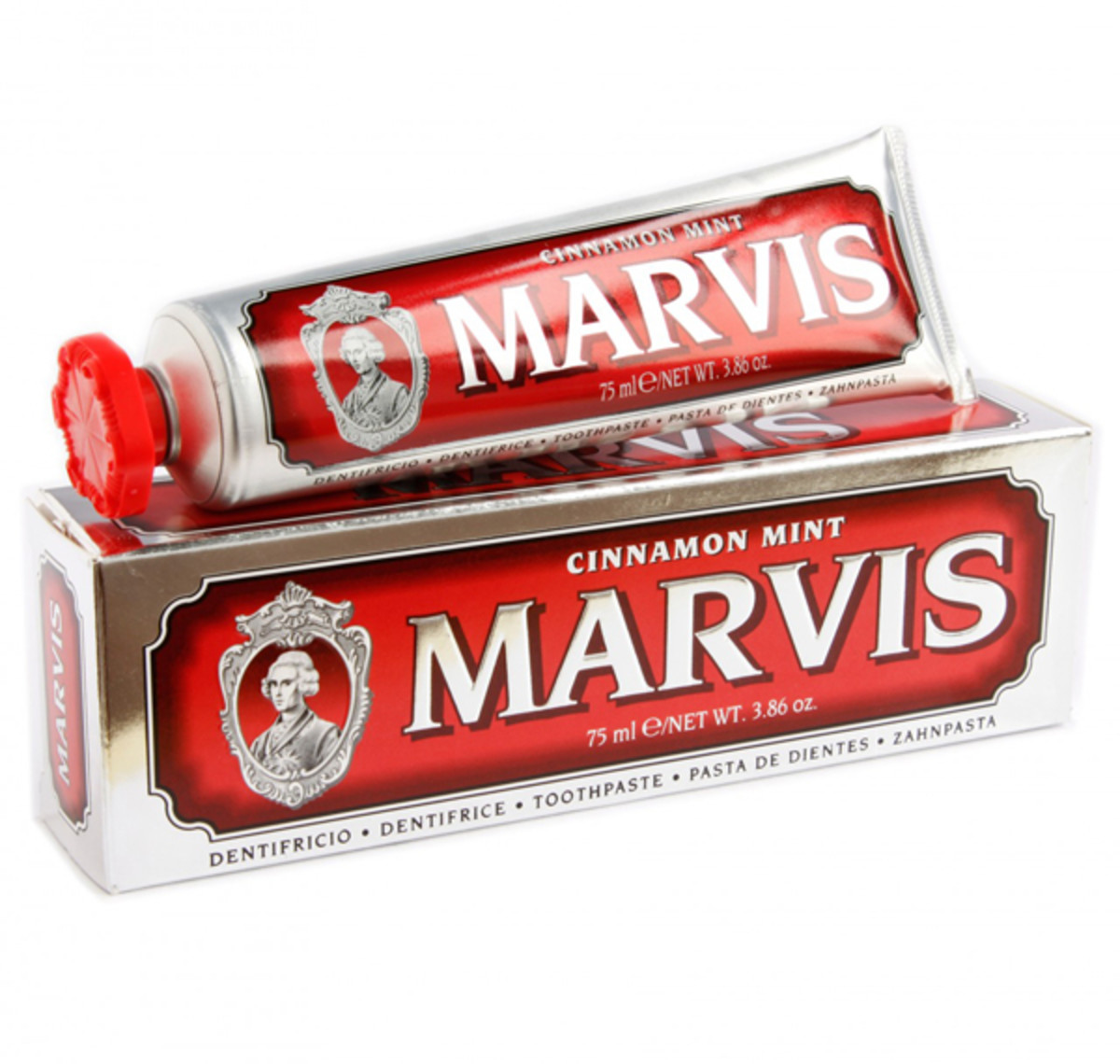 Marvis-Cinnamon-Mint-toothpaste
