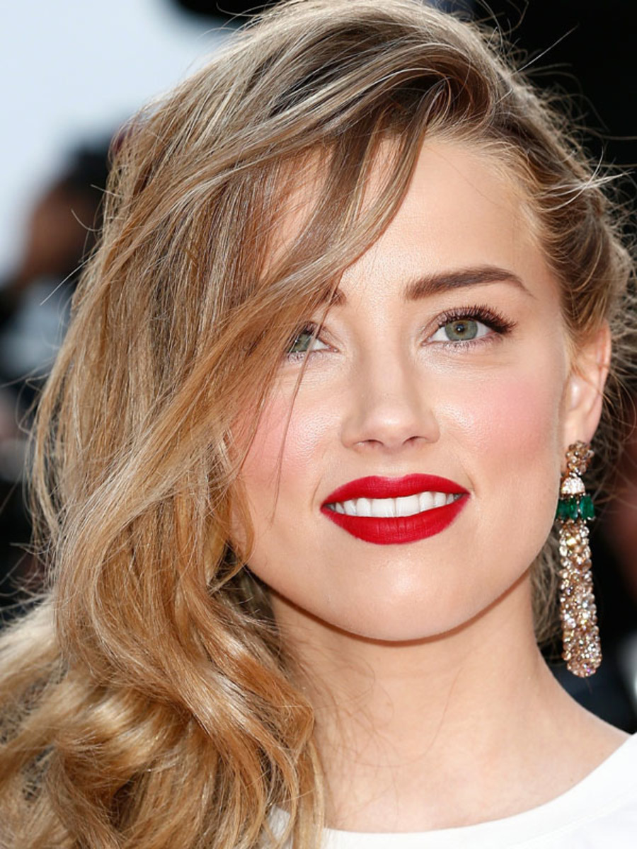 Amber Heard, Two Days, One Night screening, Cannes 2014