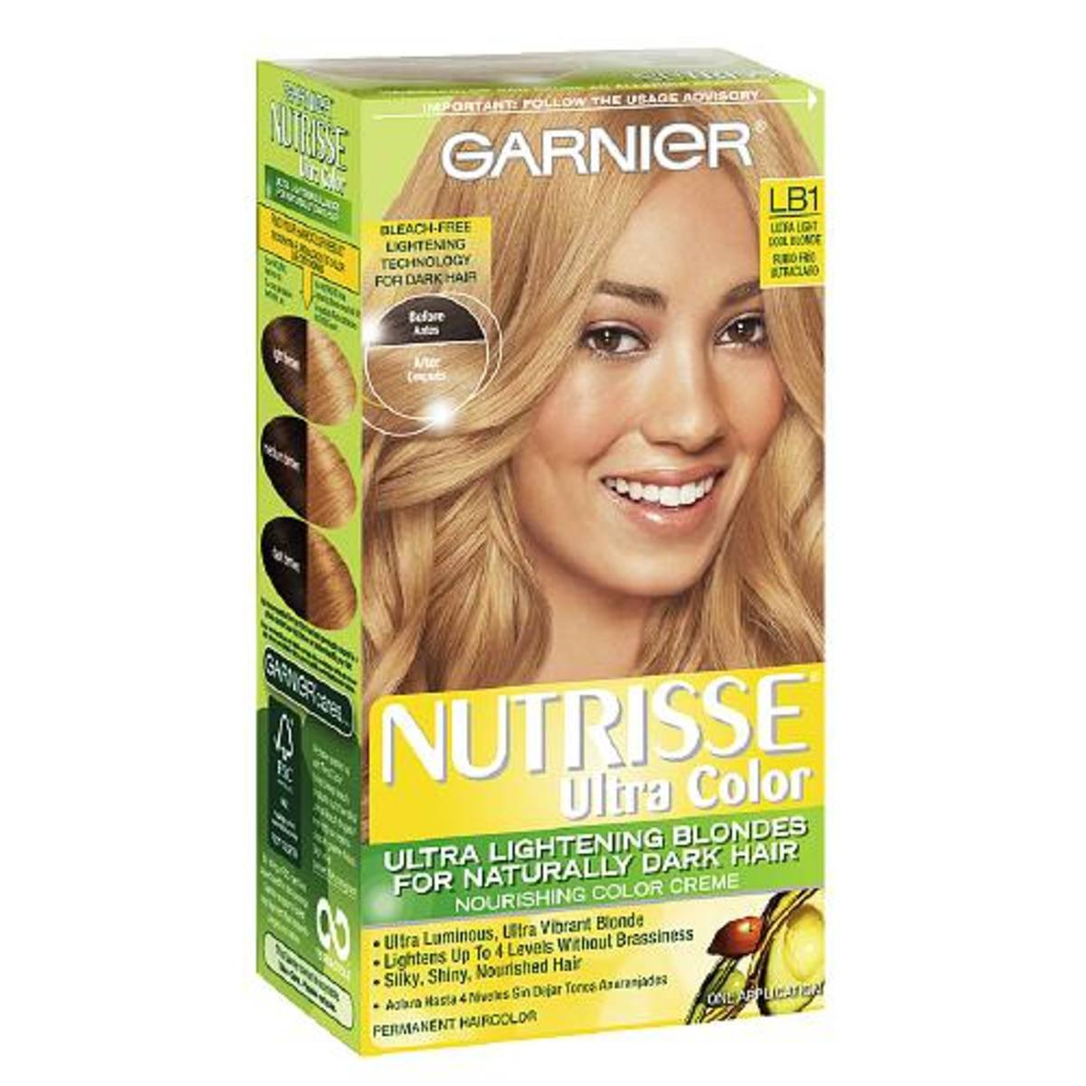 Best Over The Counter Hair Dye For Brown To Blonde