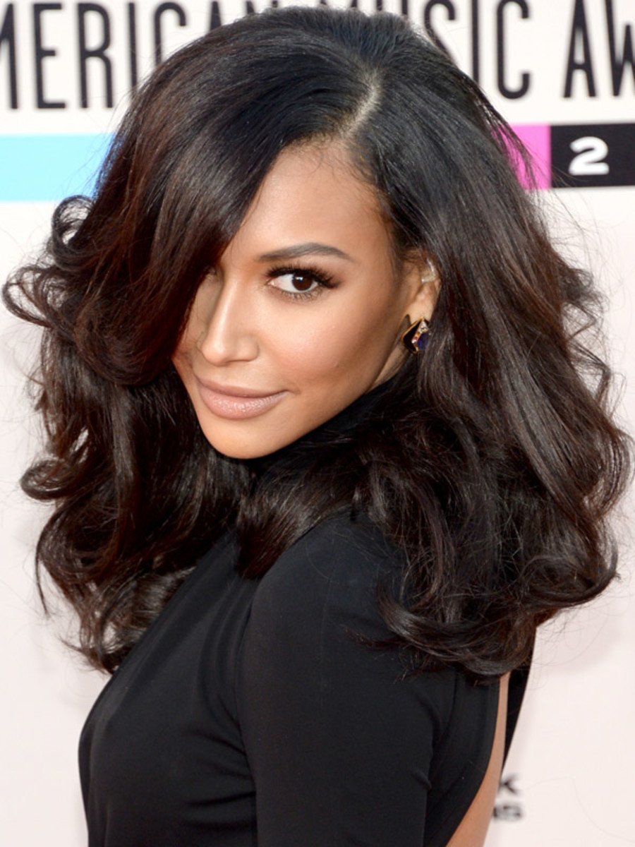 Naya Rivera, American Music Awards, 2013