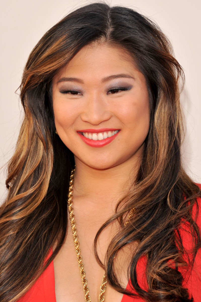 Jenna Ushkowitz, American Music Awards, 2013