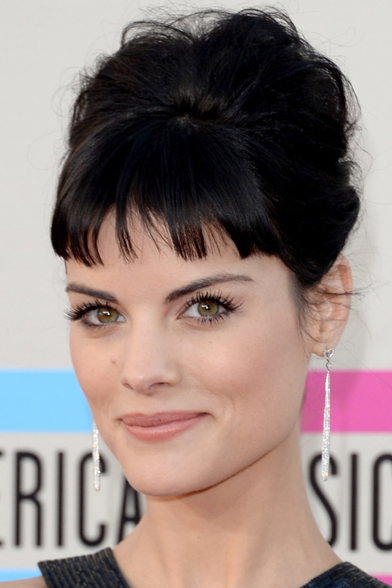 Jaimie Alexander, American Music Awards, 2013
