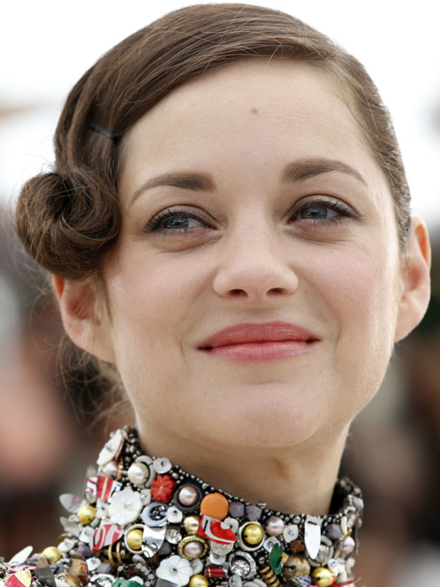 Marion Cotillard, Two Days, One Night photocall, Cannes 2014