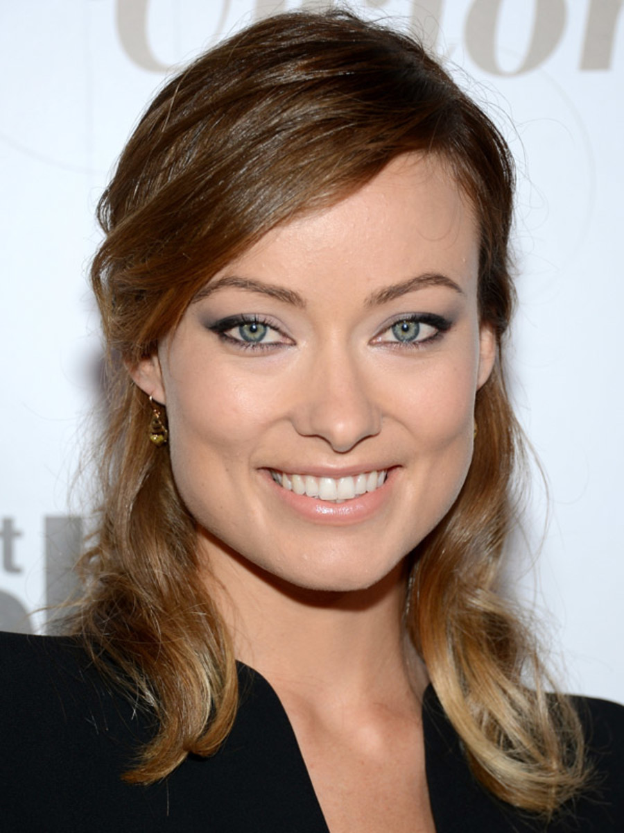 Olivia Wilde - Conde Nast Traveler celebrates The Visionaries - September 2012
