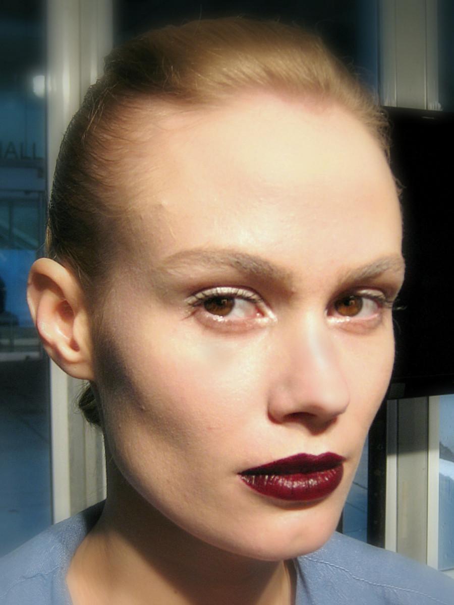 UNTTLD - Spring 2013 makeup