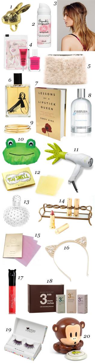 Beauty gift ideas 2013