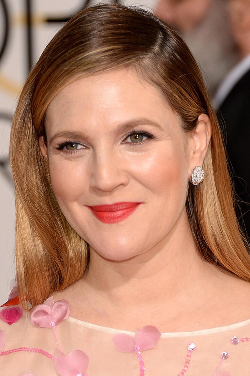 Drew Barrymore, Golden Globes Awards, 2014