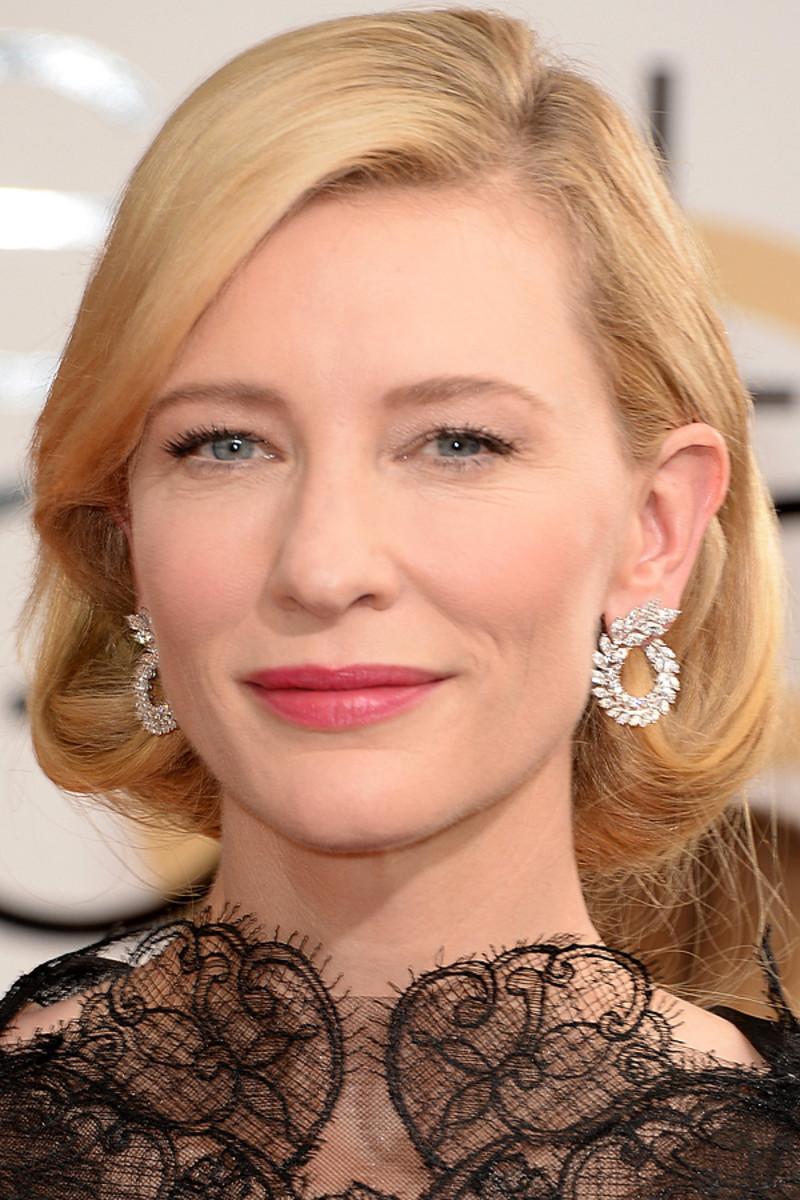 Cate Blanchett, Golden Globes Awards, 2014
