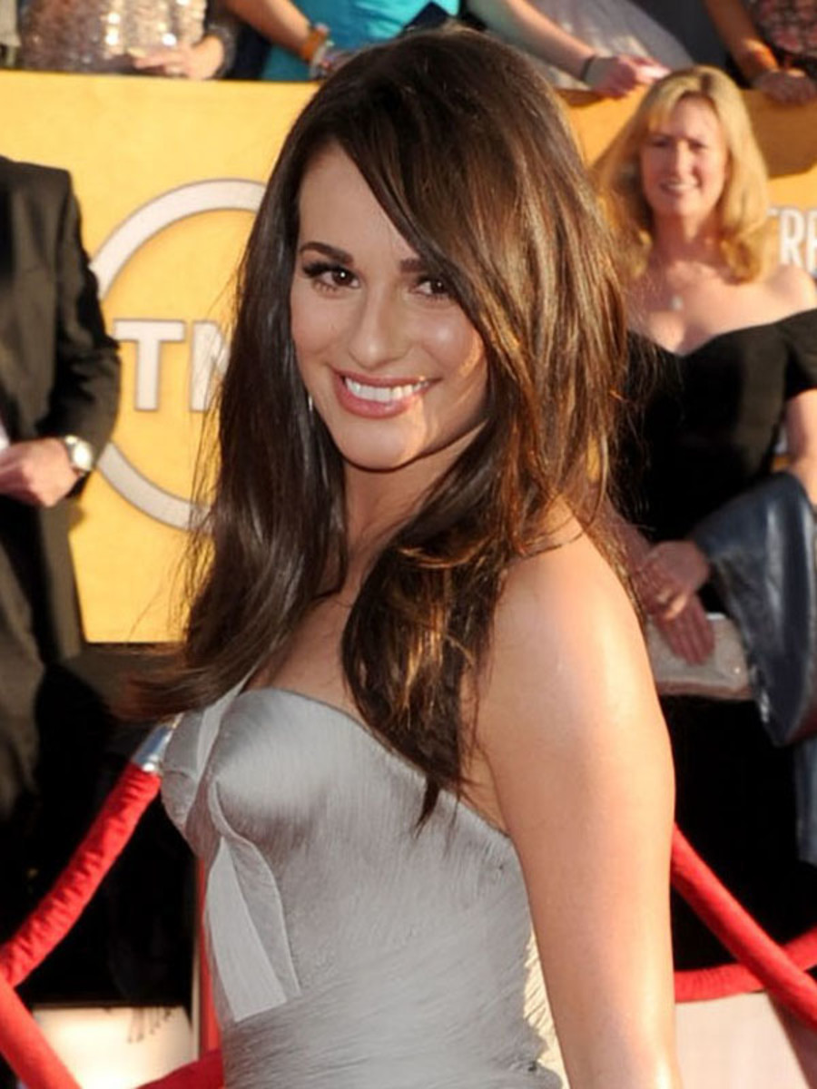 SAG-Awards-2012-Lea-Michele