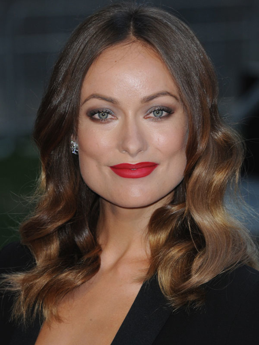 Olivia Wilde - Rush world premiere, London, September 2013