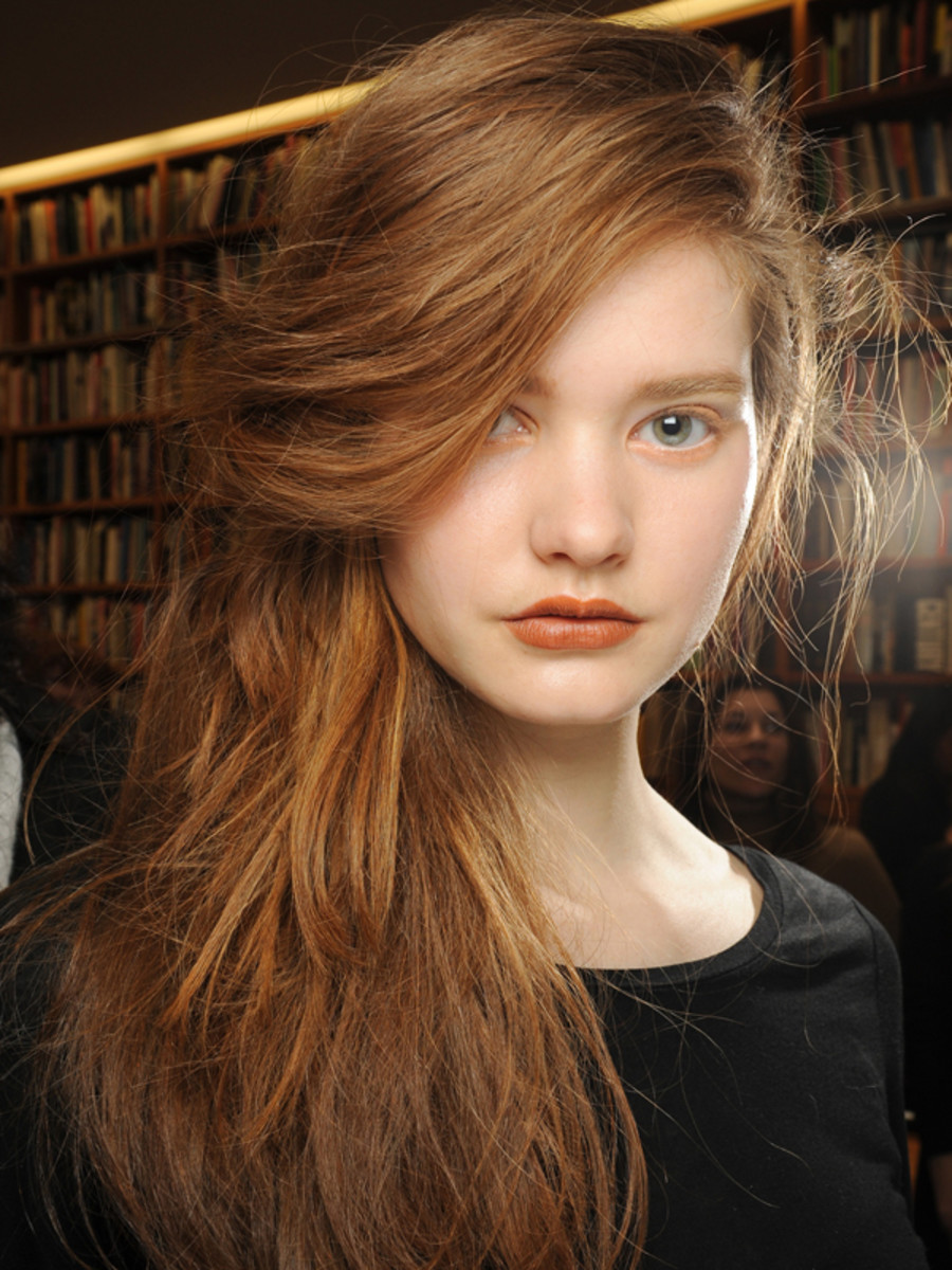 Rodarte - Fall 2011 hair