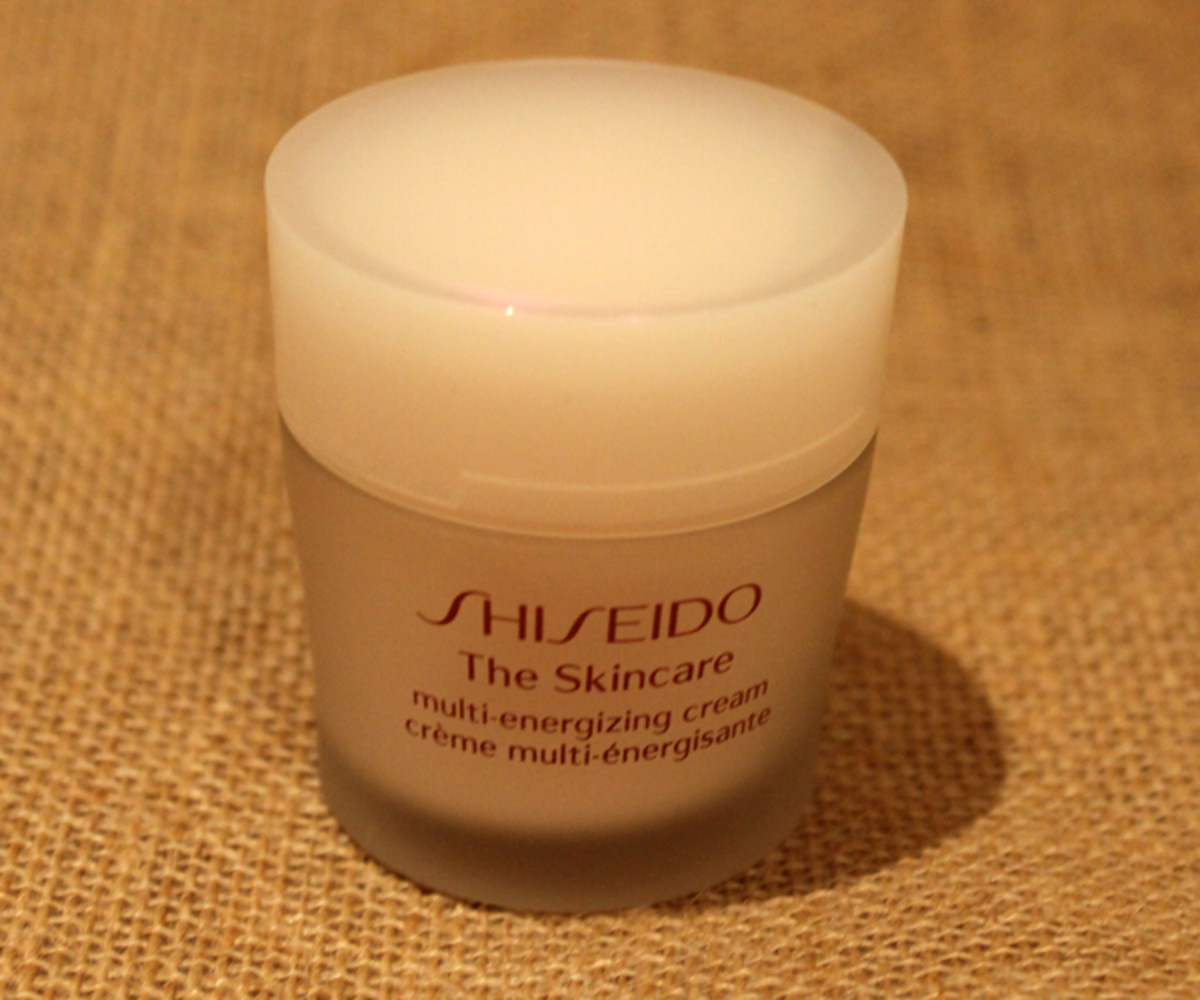 Shiseido The Skincare Multi Energizing Cream