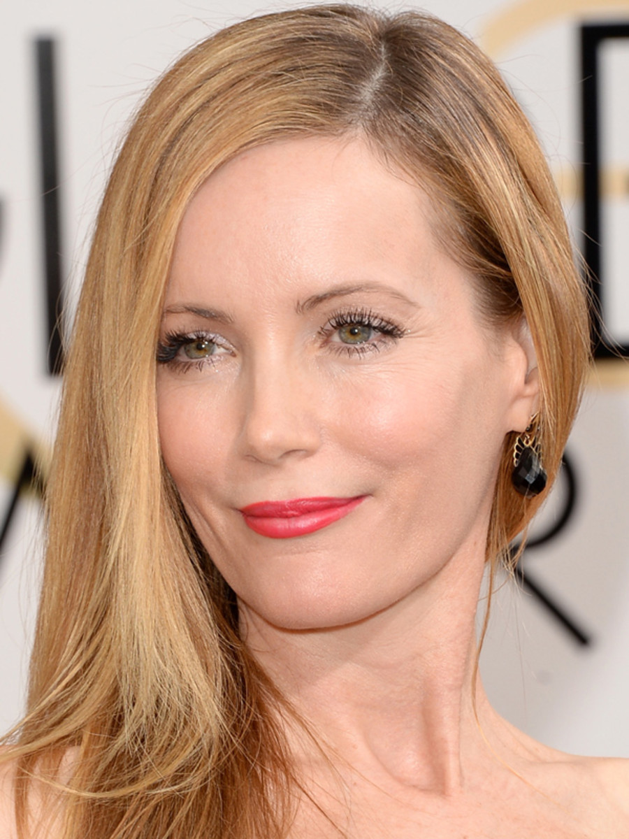 Leslie Mann, Golden Globes Awards, 2014