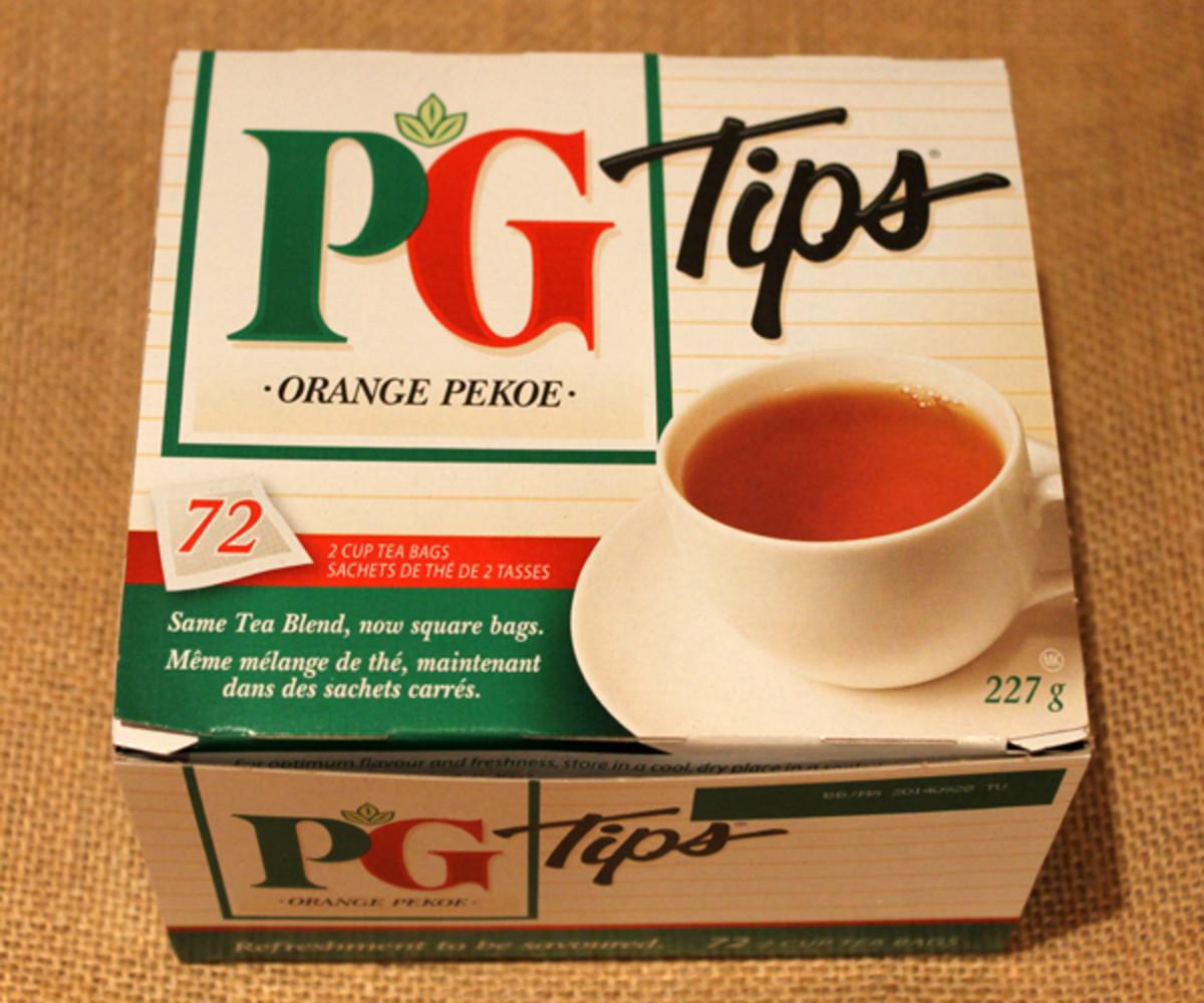 PG Tips Orange Pekoe Tea