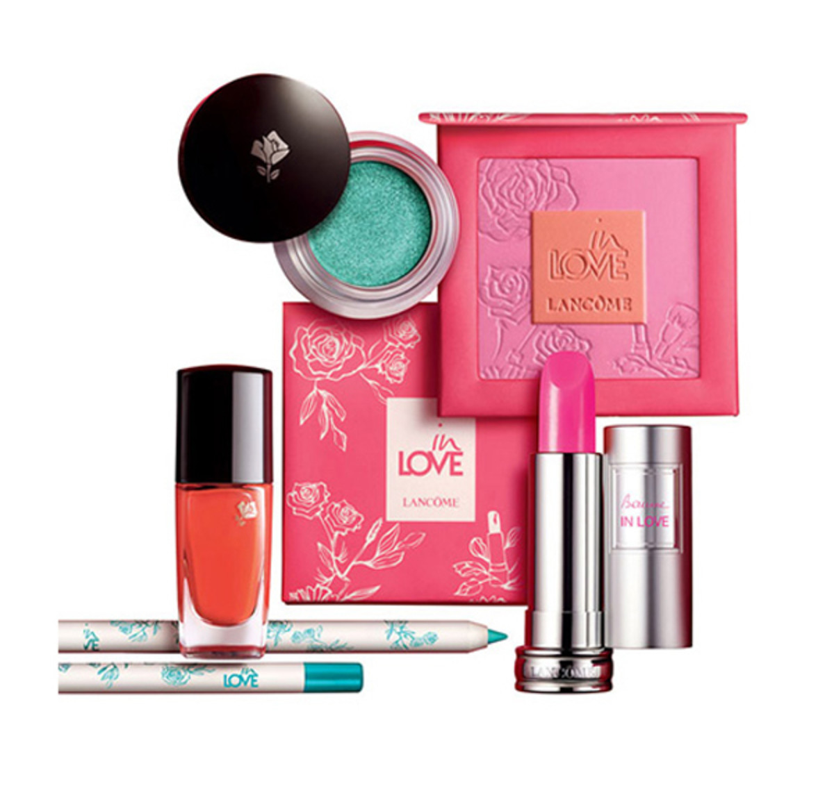 Lancome In Love collection