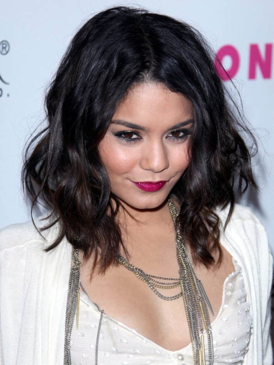 Vanessa Hudgens - Nylon 12th anniversary party - 2011