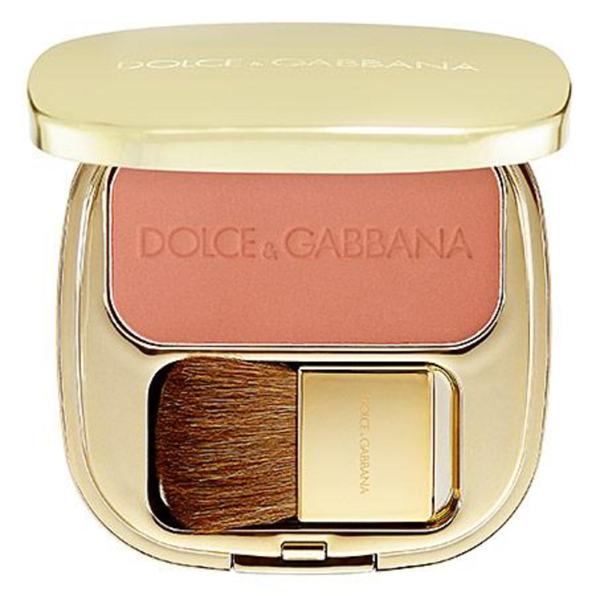 Dolce & Gabbana The Blush Luminous Cheek Colour in Nude 10