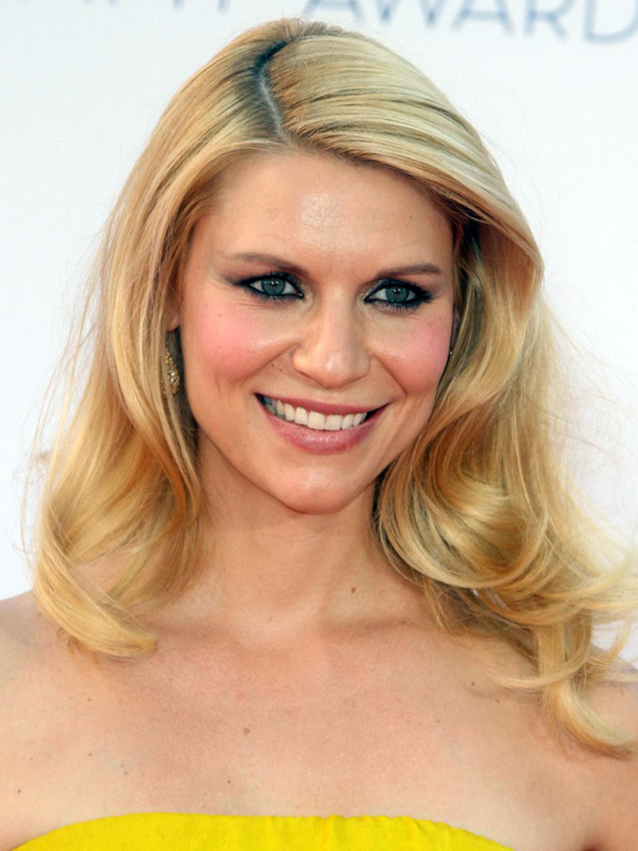 Claire danes - Emmy Awards 2012