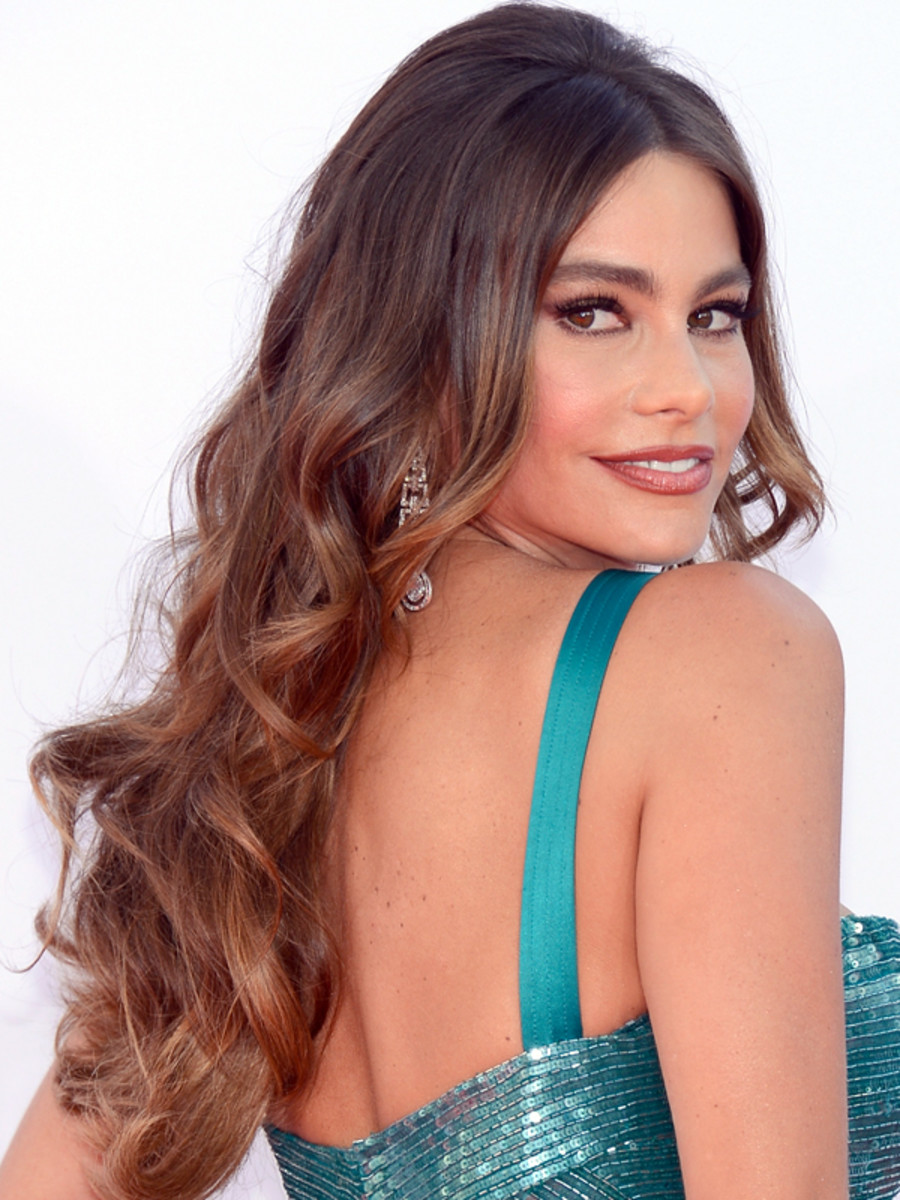 Sofia Vergara - Emmy Awards 2012