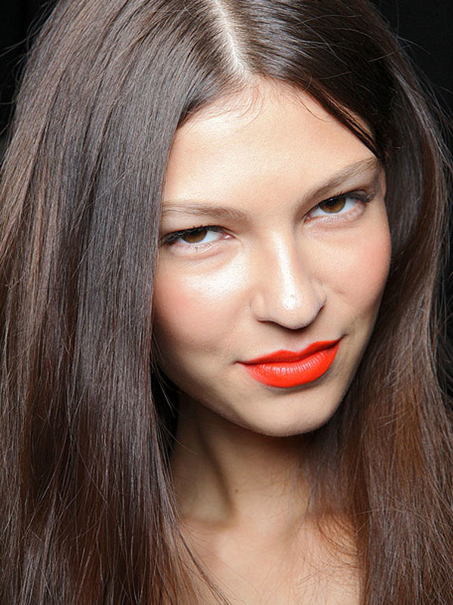 Milly - Spring 2011 makeup