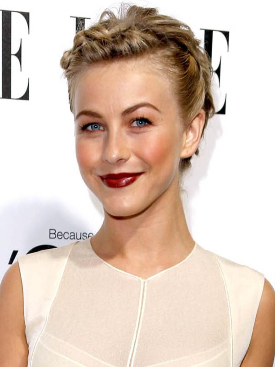 Julianne Hough - ELLE Women In Hollywood 2012