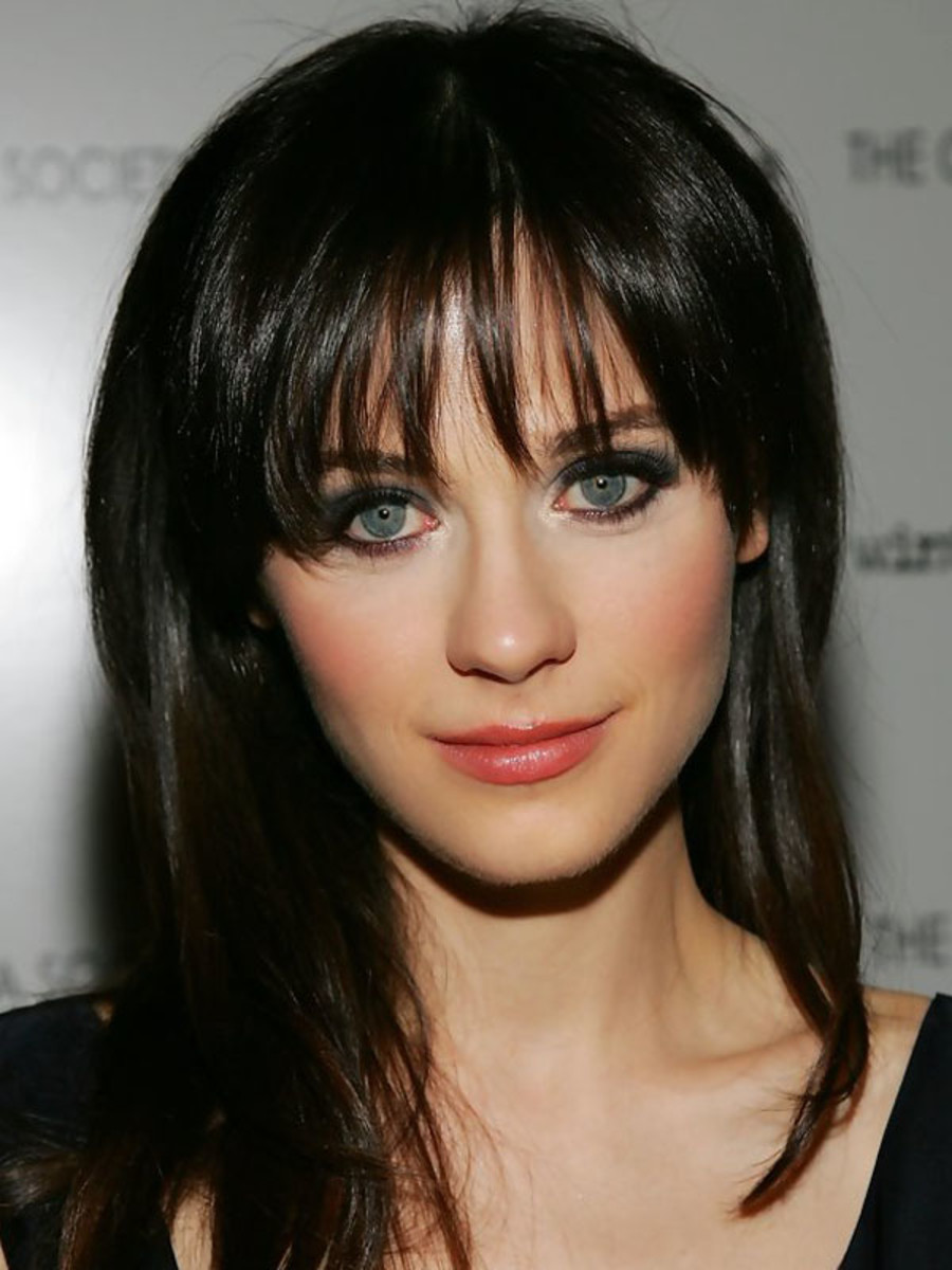 Zooey deschanel looks like katy perry