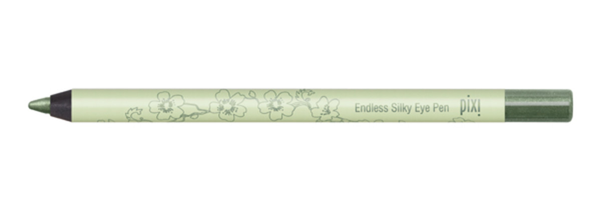 Pixi Endless Silky Eye Pen Emerald Gold