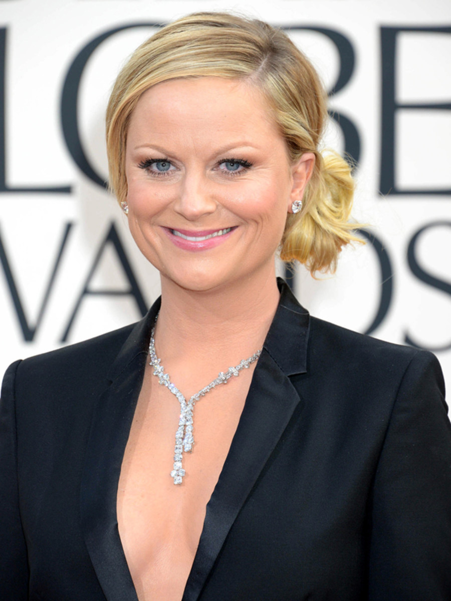 Amy Poehler - Golden Globe Awards 2013