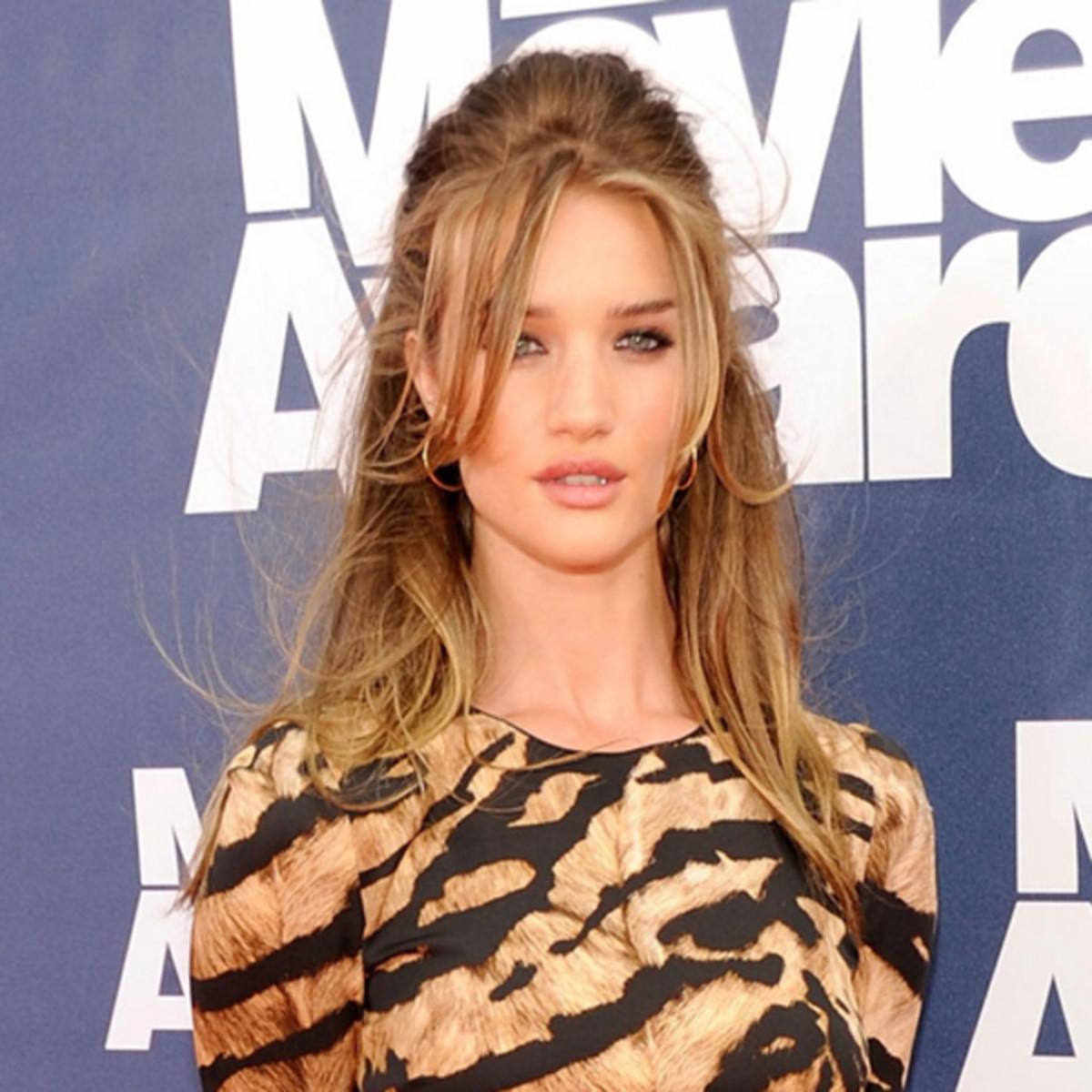MTV Movie Awards 2011 - Rosie Huntington-Whiteley