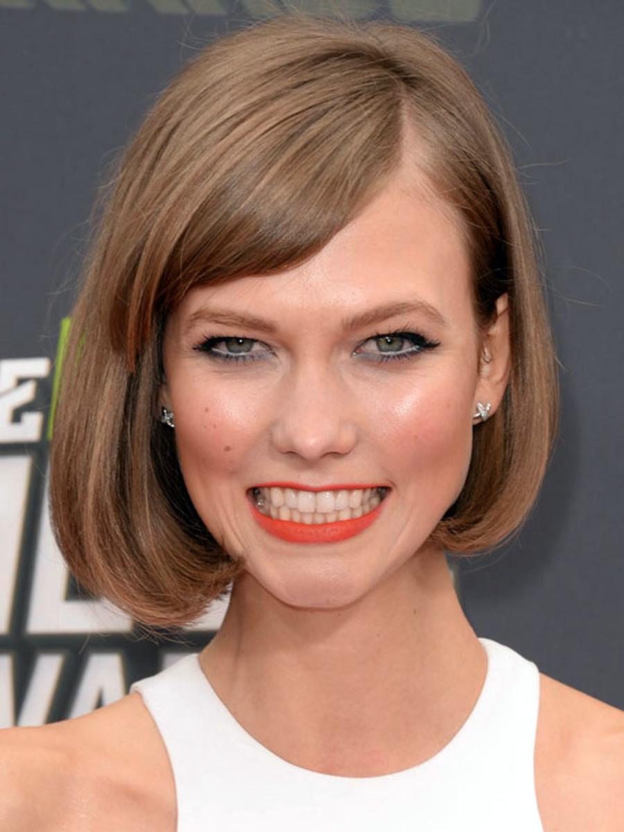 Karlie Kloss - MTV Movie Awards 2013