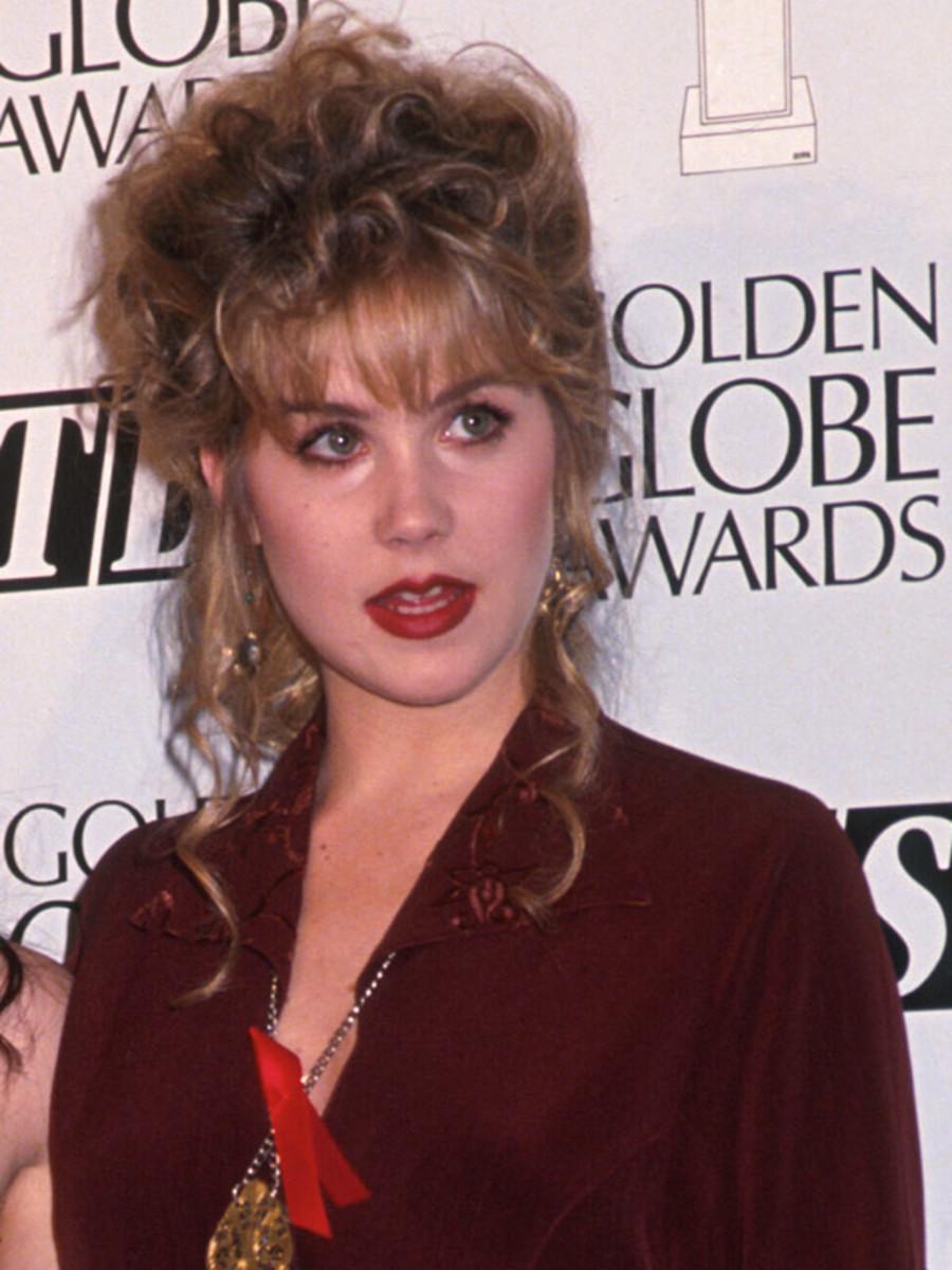Christina Applegate, Golden Globe Awards, 1992