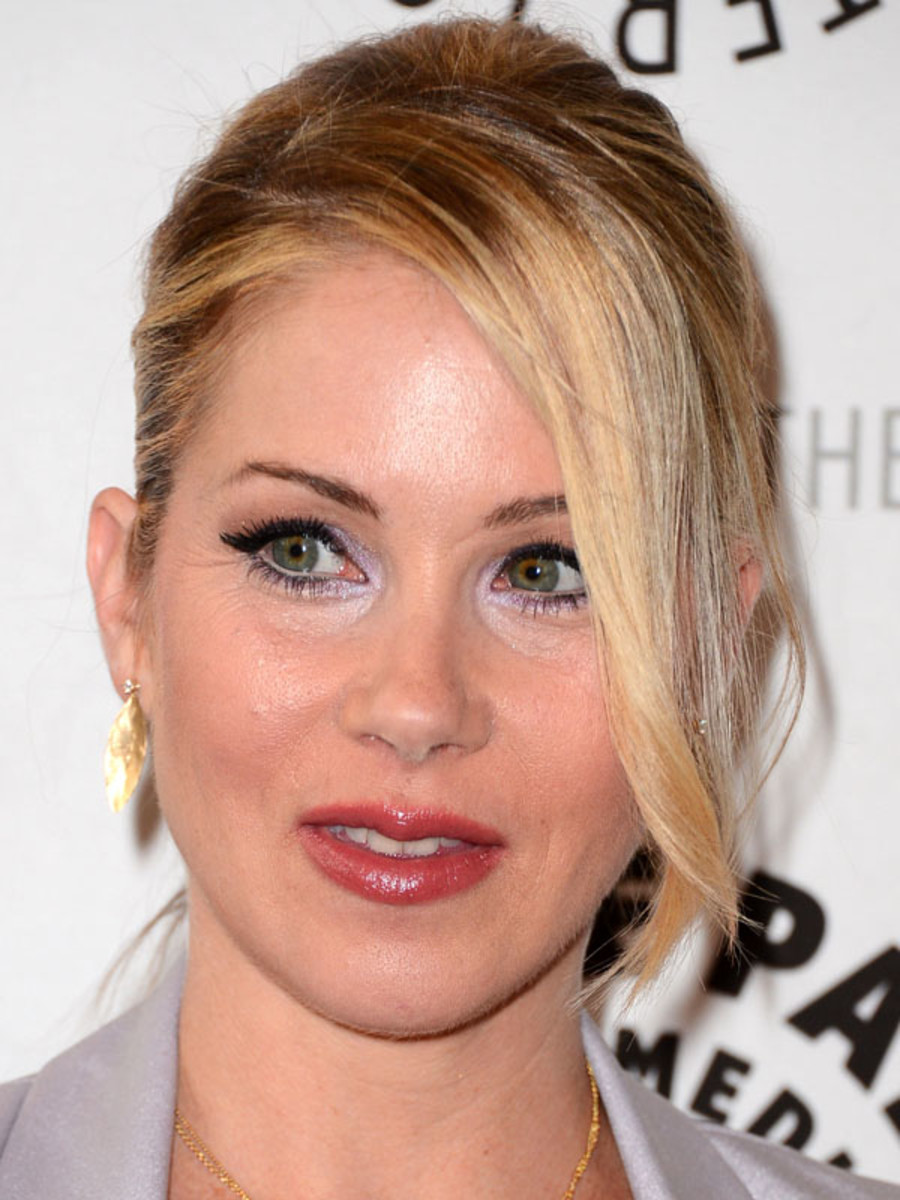 Christina Applegate, An Evening With Up All Night, 2012