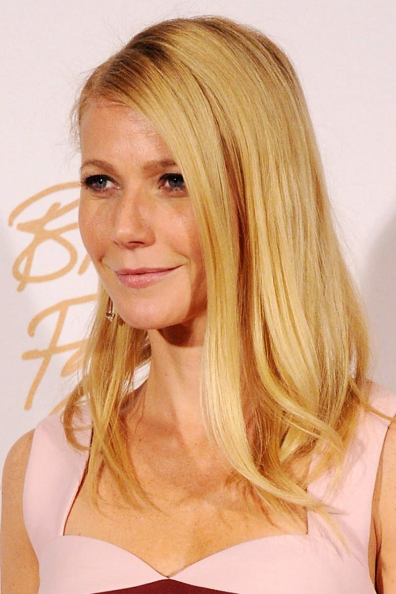 Gwyneth Paltrow, British Fashion Awards, 2013