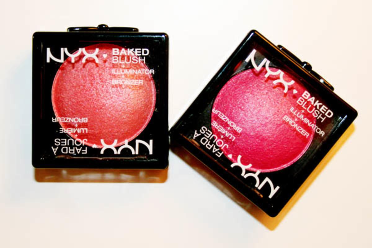 NYX Baked Blush (1)