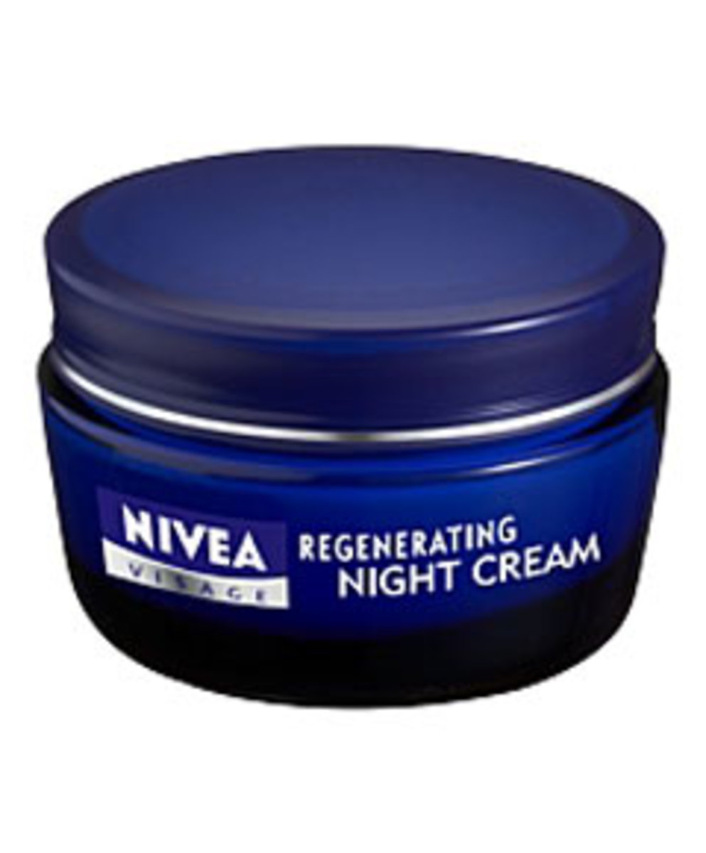 Nivea-Regenerating-Night-Cream