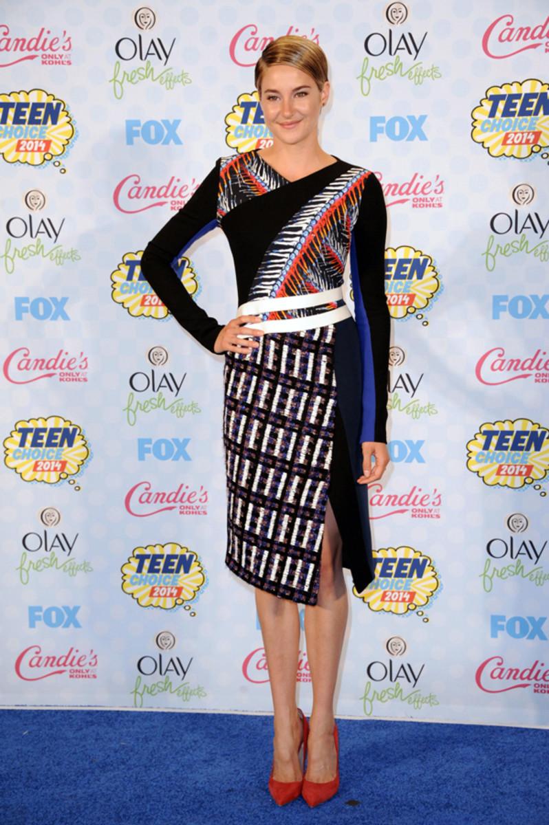 Shailene Woodley, Teen Choice Awards 2014 (3)