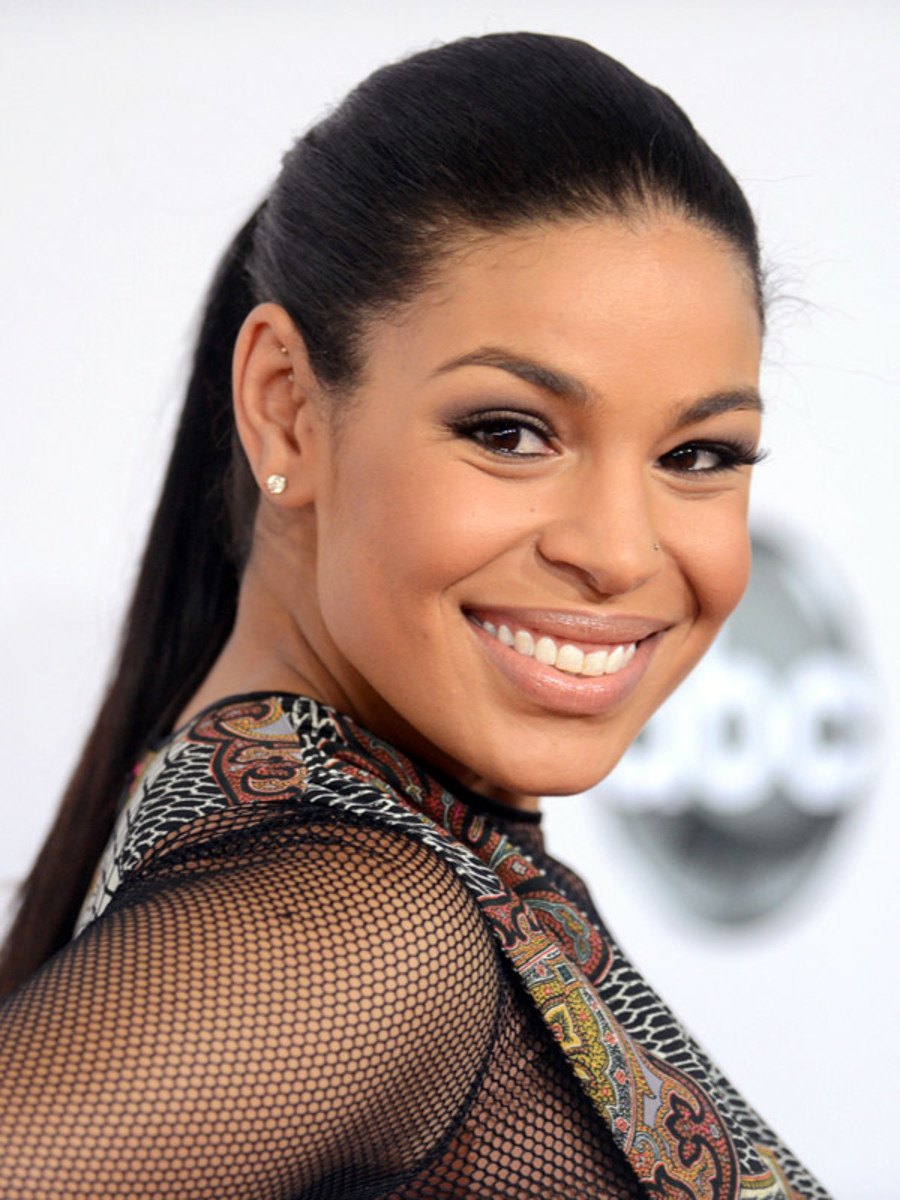 Jordin Sparks - American Music Awards 2012